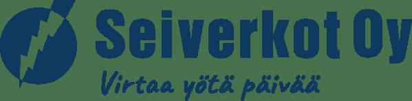 Seiverkot oy Virtaa yötä päivää logo